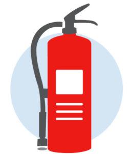 Brannslukningsapparat